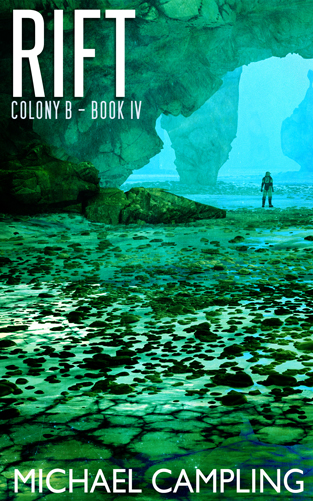 Exclusive Snippet – Rift – a Colonization Sci-Fi Adventure