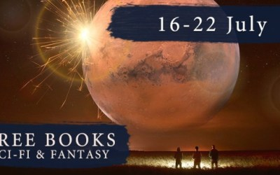 Free SFF Books – 16-22 July 2018