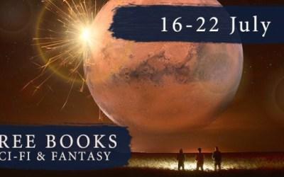 Free SFF Books – 16-22 July 2018