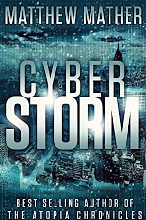 Review – Cyberstorm by Matthew Mather