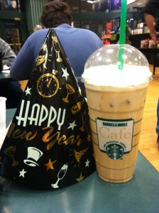 It's Not Really New Year's Without Starbucks!!!