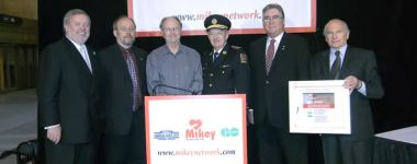 Mikey Network GO Transit