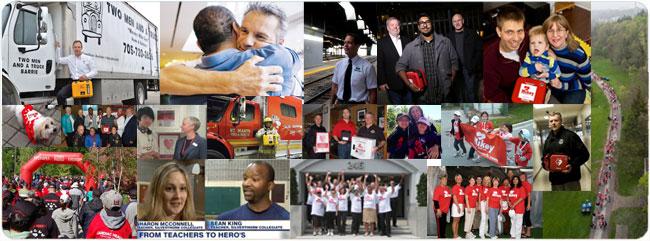 Mikey Network Volunteers