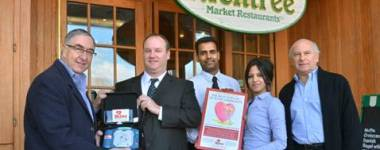 A New Mikey AED placed at Richtree