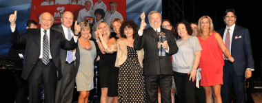 Mikey Network Honoured With Inaugural BILD Stephen Dupuis Community Building Award