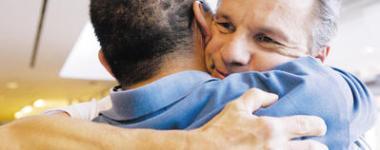 Bernd Krumme, saved by MIKEY defibrillator