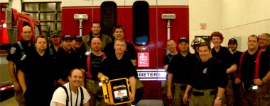 Meaford and District Fire Department Get MIKEYs