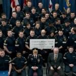 Toronto EMS graduates donate a MIKEY