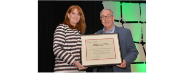 David Eisenstadt Honoured With CPRS Shield of Public Service