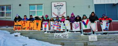 The Mikey Network helps out Iqaluit