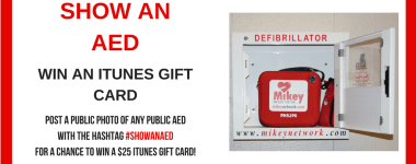 Show an AED Promotion