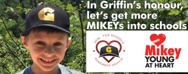 The Martin's have succeeded, with the help of The Mikey Network.