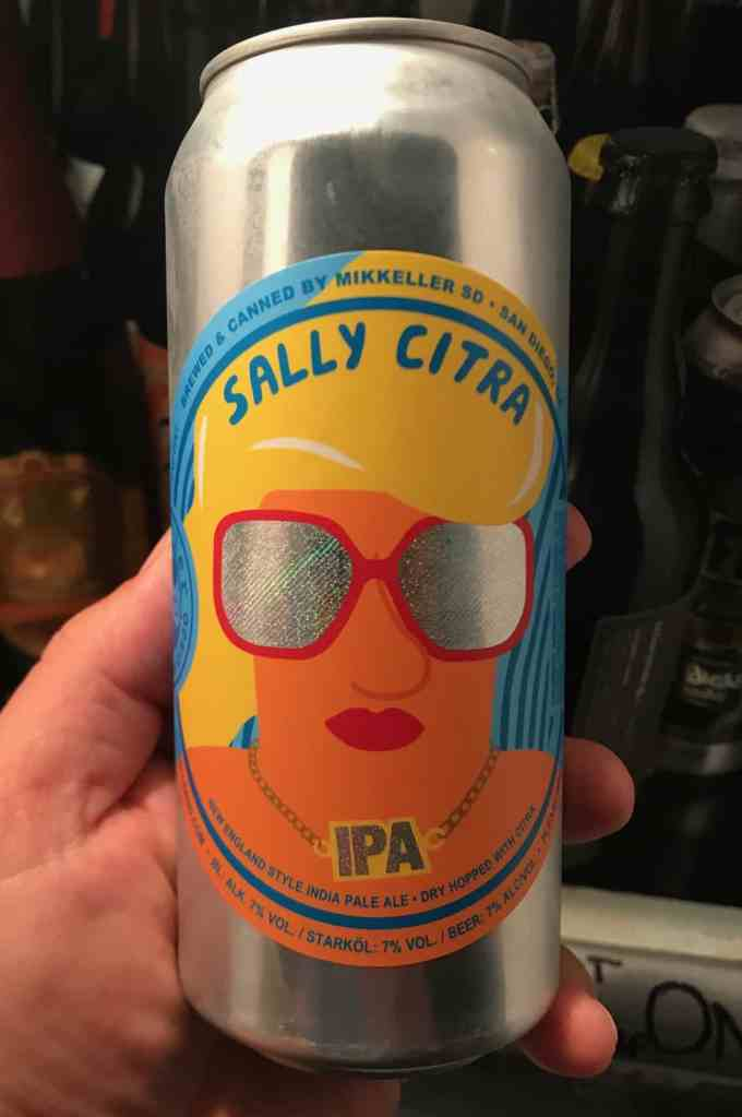 Sally Citra IPA 16oz can