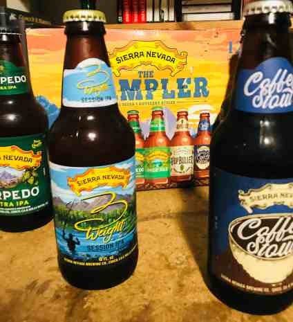 Sierra Nevada's The Sampler variety pack