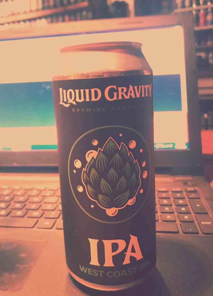 Liquid Gravity IPA