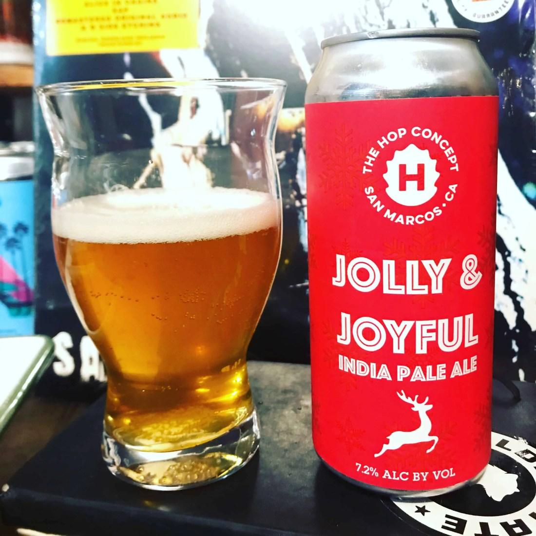 Jolly & Joyfull IPA, Christmas Beer