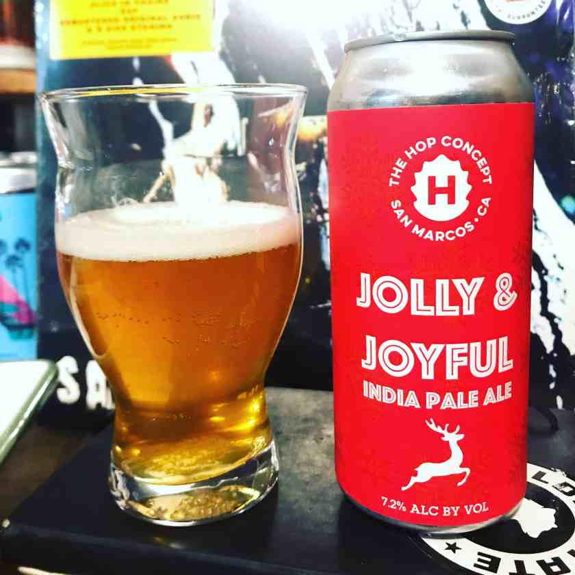 Jolly & Joyfull IPA, Christmas Beer