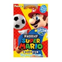 躍動感あふれるフィギュアつき!マリオの新作チョコエッグ「スーパーマリオ スポーツ」が発売に