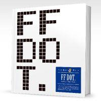 ドット絵は 美しい。歴代ファイナルファンタジーのドット絵をまとめた画集「FF DOT. -The Pixel Art of FINAL FANTASY-」が1/20に発売決定!