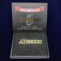 超クール!「X68000」30周年を記念して発売されたロゴピンズがカッコいい