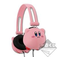 ヘッドフォンしたカービィめっちゃかわいい!音楽がテーマな「一番くじ 星のカービィプププリミックス」4/20発売決定!