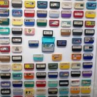 TOKYO PiXEL.と名前入りカセット博物館のコラボイベント!「ファミコンの思い出展」12/7から開催決定!