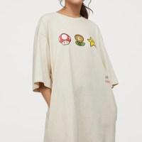どれもかわいい!H&Mにて「スーパーマリオ」のおしゃれなTシャツがたくさん発売されている件