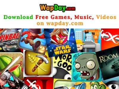 Wapday com - Download Free games | music | videos | Themes
