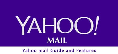Yahoo mail Guide and Features