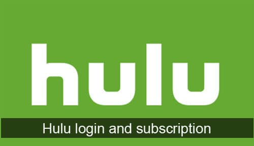 Hulu login subscription app and free videos