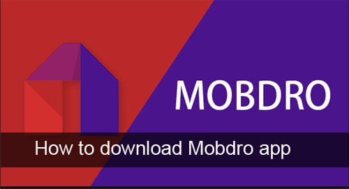 Mobdro app - best free stream app for android, Samsung phone