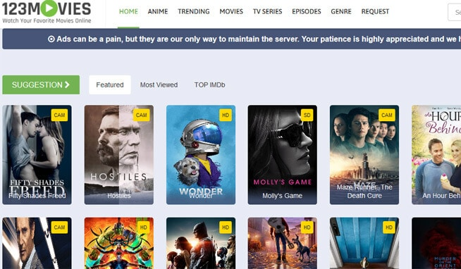 123 Movies Watch Movies Online Free- Movies 123Movies