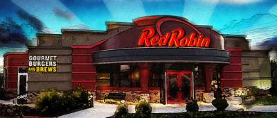 Red Robin Gluten