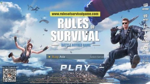 The Rules of Survival app download and PC login