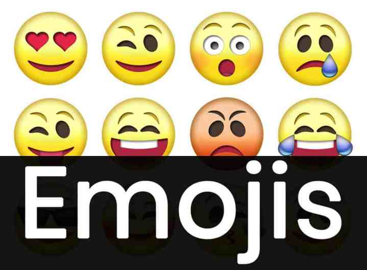 New Emojis: Difference between Emoji and Emoticons | Cool Emoji
