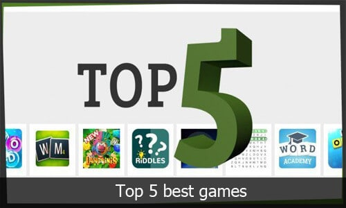 Top 5 Best Mobile Games - Download Mobile Games (Best Pick)