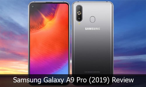 Samsung Galaxy A9 Pro (2019) Review and Specification