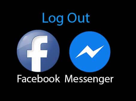 Various Steps to logout of facebook