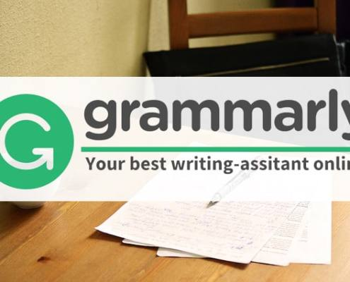 Grammarly-Proofreading