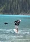 Lake Louise by Mikix