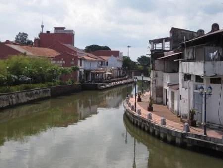 Malaca, canal