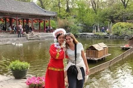 Chineses fofos na Cidade Proibida by Mikix