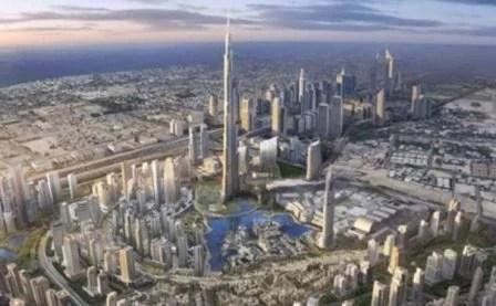 Fonte: Dubai Real State Properties