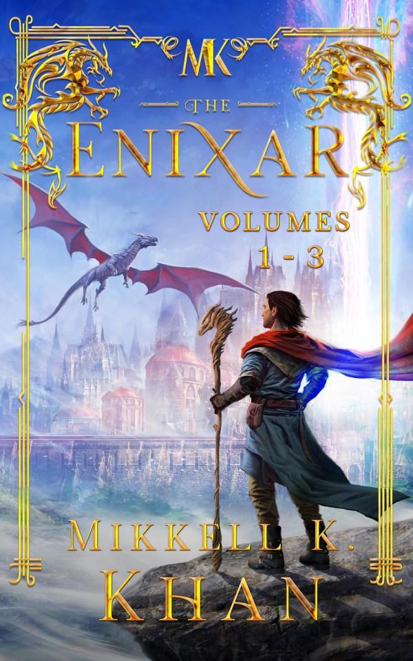 The Enixar Book Series Volumes 1 - 3