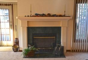1 Standish Fireplace