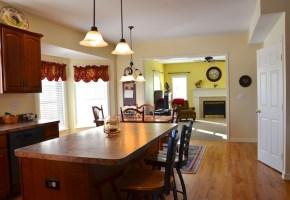 22 Clover Leaf Kitchen view 1