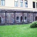 Kjelleren - del av det gamle klosteret