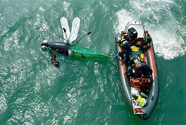 Birdman Competition - Bognor Regis