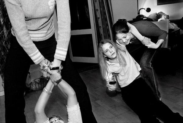 Blå Mandag - Druk dans.