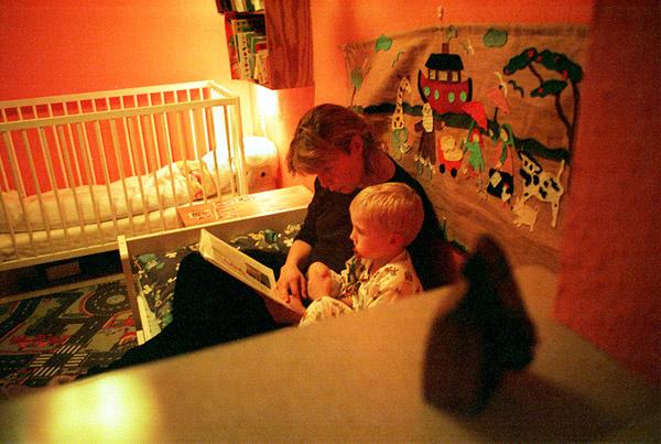 Suburbia - bedtime stories